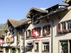 Hotel National Frutigen