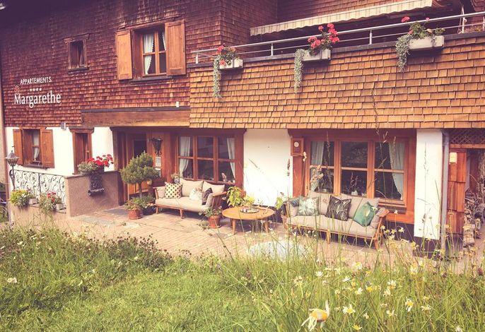 Margarethe, Haus