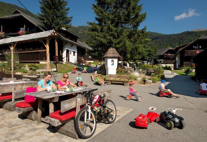 Kirchleitn - Dorf Kleinwild