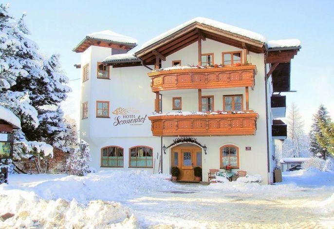 Hotel Sonnenhof - bed & breakfast & appartements