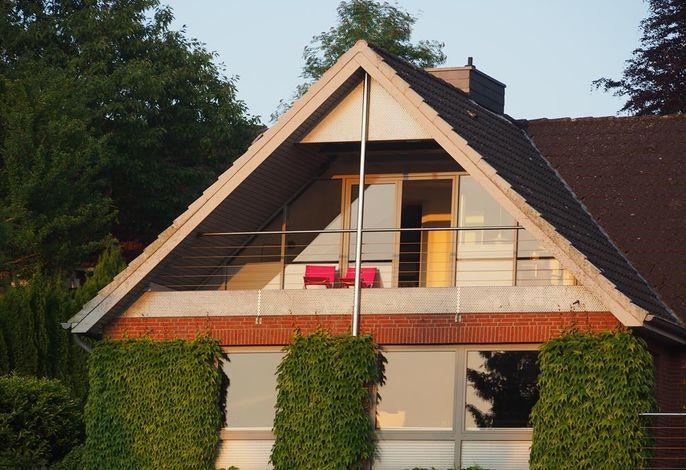 Ferienwohnung Haus am Barg