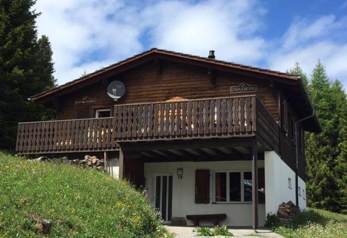 Chalet Casa Cresta