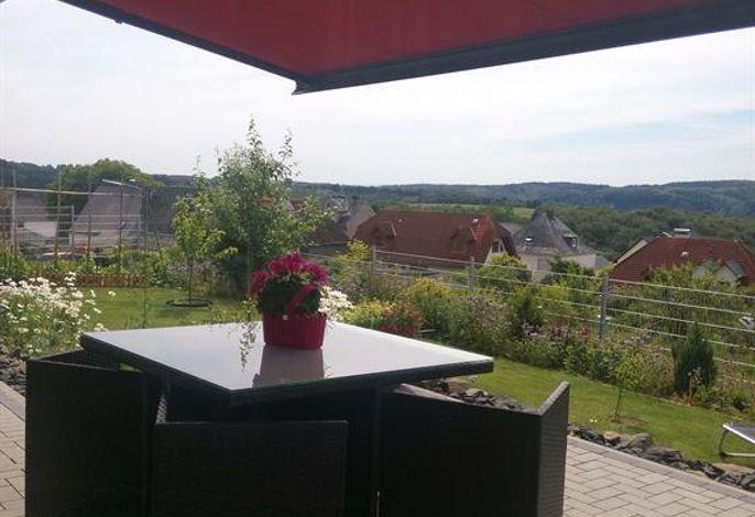 Ferienwohnung Sayntalblick