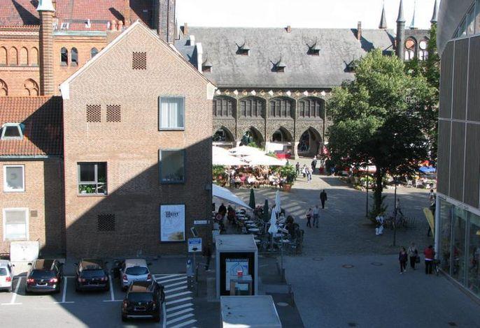 Ferienwohnung am Rathausmarkt 1 & 2