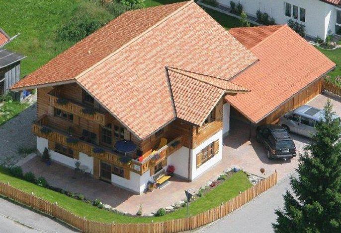 Ferienhaus Ammergau - Unterammergau / Ammergauer Alpen