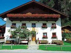 Ferienhaus Auer Längenfeld