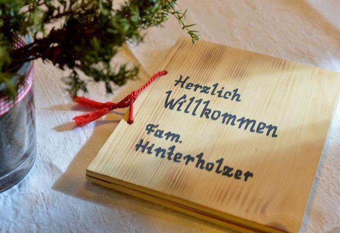 Appartement Hinterholzer