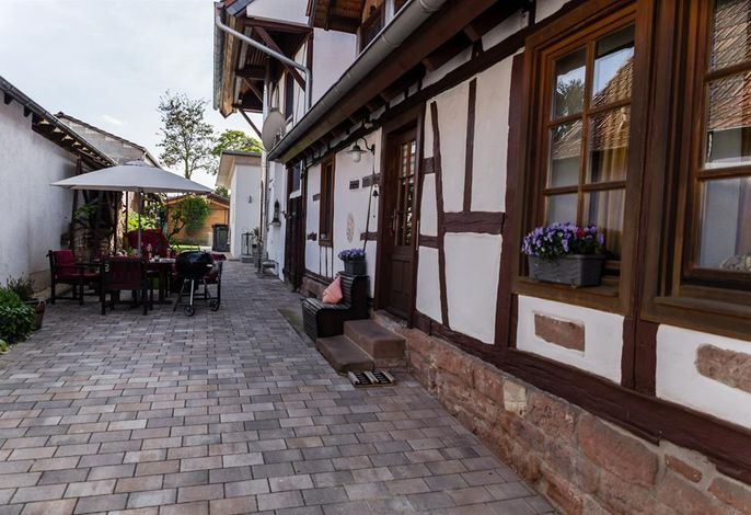 Ferienhaus Pfalzklause