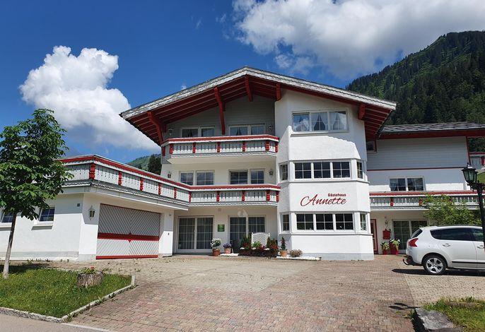 Gästehaus Annette - Frau Eberle-Krunke