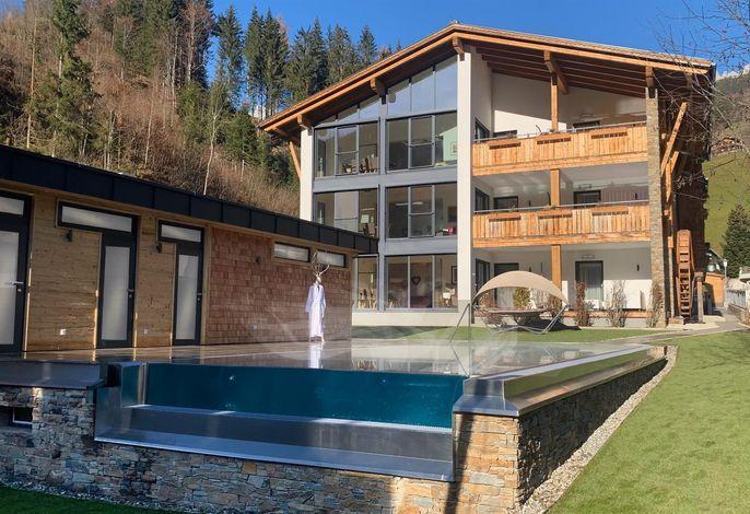 Luxus Ferienwohnungen Bauer MÜLLERHAUS
