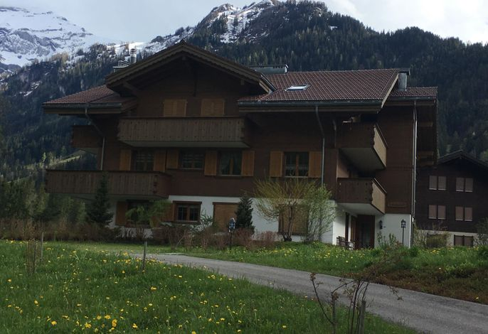 Chalet Lerchweid - 1. Stock links
