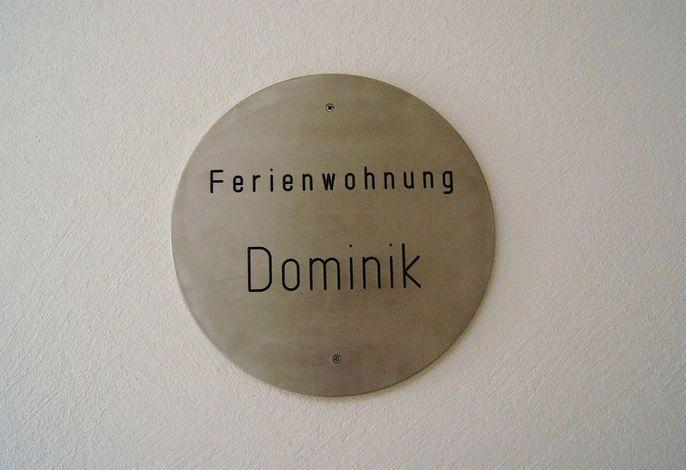 Ferienwohnung Dominik