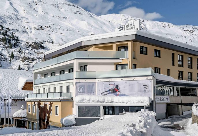 Alpenappartement Piccard N°5