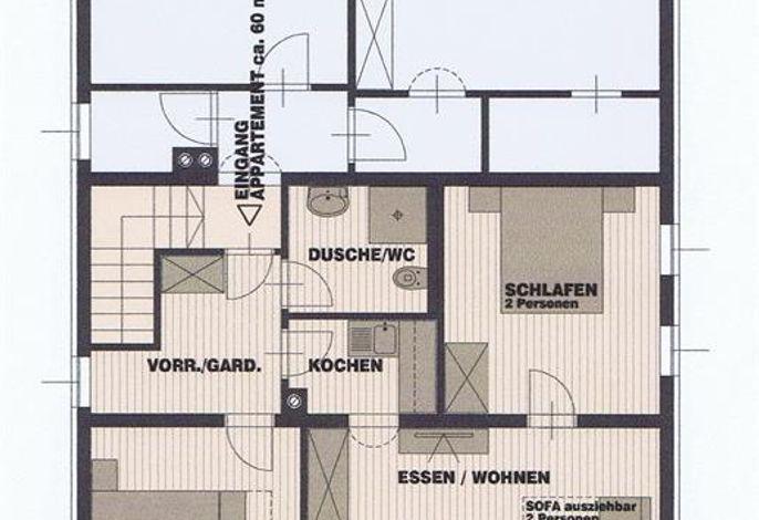 Appartement Hofer Stefanie