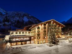 Post, Hotel Gasthof Lech am Arlberg