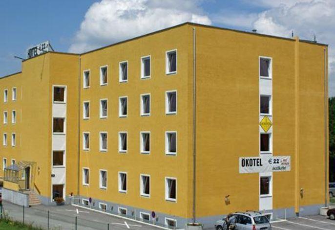 A.E.I.O.U. OEKOTEL Salzburg