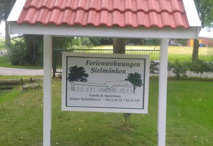 Sparenborg - Fewo Sielmönken I, II & III