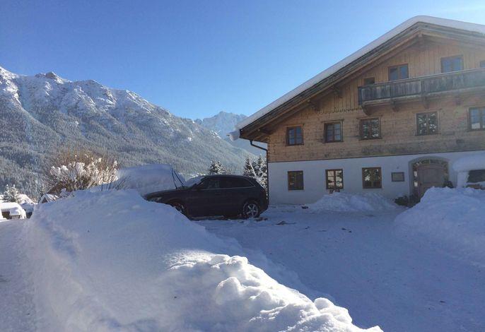 Bärnbichl, Landhaus - Krün / Alpenwelt Karwendel