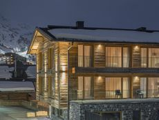 Chalet Obergurgl luxury apartments Obergurgl-Hochgurgl