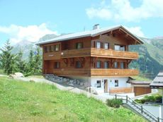 Schneeflocke, Haus Lech am Arlberg