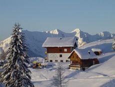 Almhotel Fichtenheim Berg im Drautal