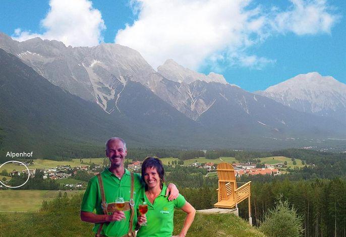 Pension Alpenhof - Wohlfühlpension