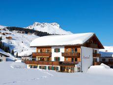 Alpenland, Hotel Lech am Arlberg