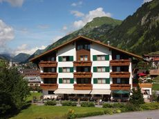Omesberg, Hotel Lech am Arlberg