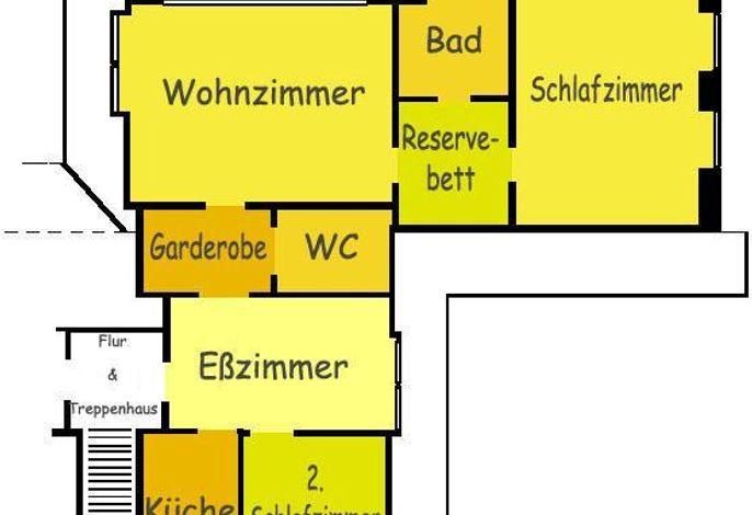 Ferienwohnung Kiefernblick - Wedemann