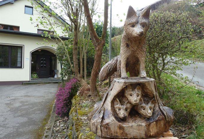 Fuchsloch, Fewo Kleines Fuchsloch und Ankerplatz