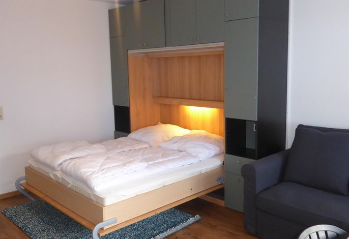 Ferienwohnung Bergnest 512 im Aparthotel
