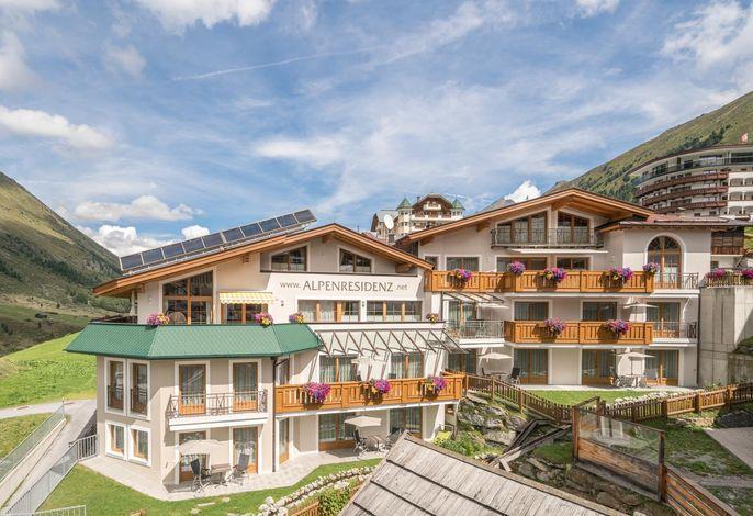 Ferienwohnung de Luxe Alpenresidenz am Mühlbach