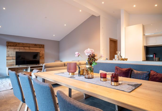 First in Mountain Chalet by we rent