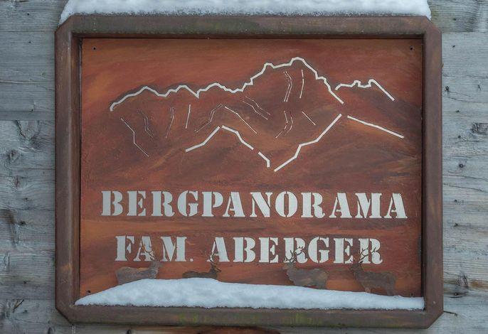 Appartement Bergpanorama