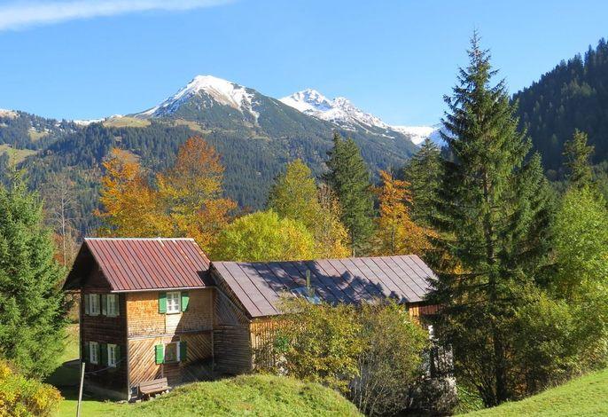 Haus Walser Berge - Familie ter Braak