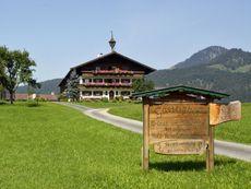 Bauernhof Gasteighof - Familie Aigner Kössen/Schwendt
