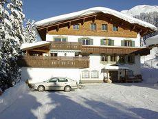 Alpenrose, Pension Lech am Arlberg