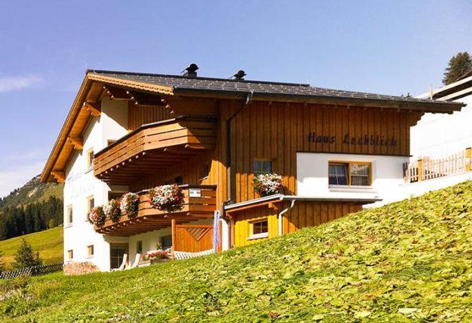 Lechblick, Haus