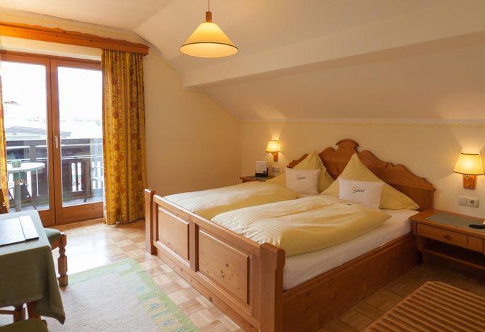 Sallerhof, Hotel