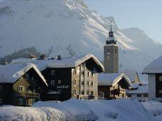 Sandhof, Hotel Lech am Arlberg