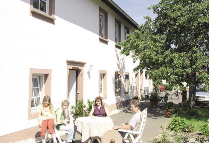 Ferienwohnung Haus Rosa