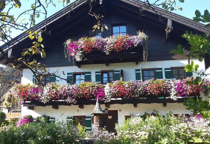Untersberghof, Pension