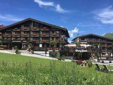 Burg Hotel Oberlech Lech am Arlberg