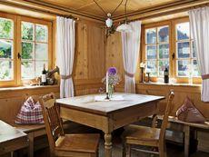 Dorfhaus Chalets Oberstaufen