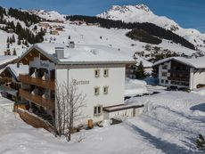 Fortuna, Pension Lech am Arlberg