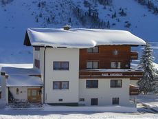Kirchblick, Pension Lech am Arlberg