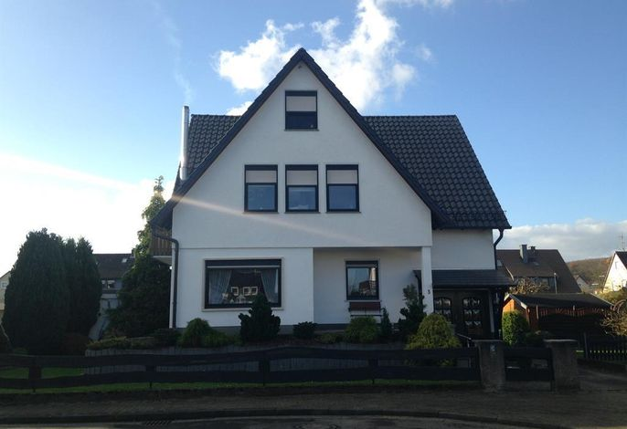 Ferienwohnung Dahm am Weser-Radweg