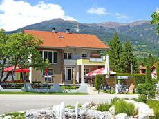 Radlerstation Sandhof Berg im Drautal