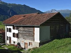 Tgiesa Marioschla Alvaneu Dorf