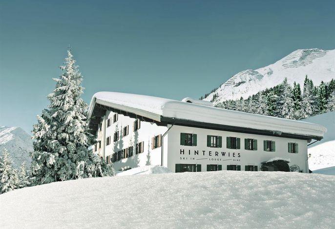 Hinterwies - Ski In / Lodge / Dine